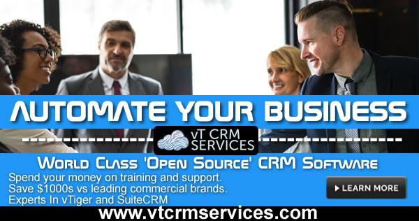 Business/Marketing Automation With CRM In A Day
